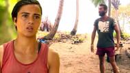 Survivor'da gergin anlar:  Sabriye'ye ağzına geleni söyledi!