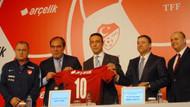Arçelik, Milli Takımlara ana sponsor oldu
