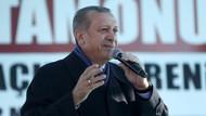 Erdoğan: El alem uzaya çıkarken siz Türkiye'de darbe peşindeydiniz