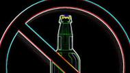 Sosyal medyaya içki yasağı geldi