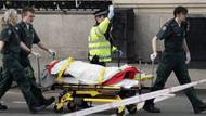 Londra'daki saldırıya ilişkin 7 kişi gözaltına alındı