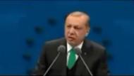 Gazi Mustafa Kemal deyince salonda kopan alkış Erdoğan'ı şaşırttı