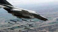 Son Dakika: TSK'dan Kuzey Irak'a hava harekatı