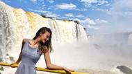Tuvana Türkay'ın renkli Brezilya tatilinden kareler