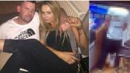 Pizzacıda cinsel ilişkiye girdiler savunmaları bile skandal!
