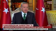 Cumhurbaşkanı Erdoğan'dan tek adam eleştirilerine yanıt