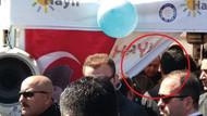Erdoğan'dan CHP'nin Hayır standına sürpriz ziyaret