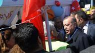 Erdoğan'ın Hayır çadırına sürpriz ziyaretinde neler konuşuldu?