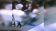 Sapık aşçıdan kadın müdüre taciz anı kamerada