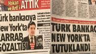 Hürriyet'in kafası karıştı! Bankacı gözaltında mı tutuklu mu?