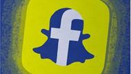 Facebook, Snapchat oluyor