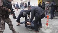 Milli Eğitim Bakanı İsmet Yılmaz silahlı kavganın arasında kaldı!