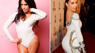 Erkek doğdu sonradan Kim Kardashian'a dönüştü!