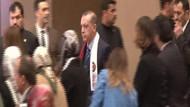 Erdoğan'ı yerinden kaldıran görüşme