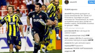 Alex'ten Fenerbahçe taraftarını ağlatan paylaşım