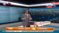 A Haber spikeri Erkan Tan ağzını bozdu