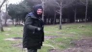 Çağatay Ulusoy 12'den vurdu olay video