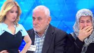 Müge Anlı'nın programına gelen anne baba Türkiye'yi ağlattı