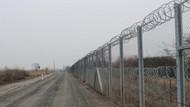 Mültecilere karşı sınırda elektrikli tel uygulaması