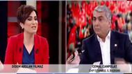Didem Arslan ile CHP'li başkanın tartışması olay!