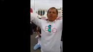 Kadıköy'de dombra danslı evet etkinliği..