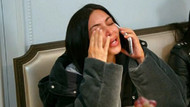 Kötü haber Kim Kardashian'ı ağlattı