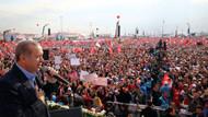 İngiliz Times: Ücretsiz otobüslere rağmen Erdoğan'ın mitingine katılım düşüktü