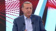 Cumhurbaşkanı Erdoğan'dan canlı yayında son dakika referandum açıklaması