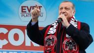 Erdoğan: Sandığa gideceksiniz ki eze eze gelelim