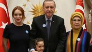 Times: Lindsay Lohan'la Erdoğan'ı Sabah gazetesi yazarı Hilal Kaplan tanıştırdı