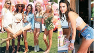 Yılın en iddialı festivali: Coachella başladı