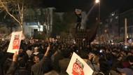 Referandum sonrasında sokaklarda protesto