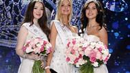 Rusya'nın en güzel kızı Polina Popova oldu