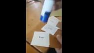 Tartışma yaratan görüntüler: Tüm oyları tek başına kullandı