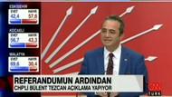 Son dakika... CHP'den 'gizli sayım iddiası