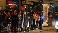 Hollanda'daki evetçiler sokaklara indi