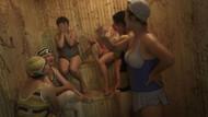 Sauna mezar oldu! Kilitli kalan anne ve kız can verdi
