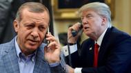 ABD Başkanı Trump'tan Cumhurbaşkanı Erdoğan'a tebrik telefonu