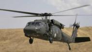 Tunceli'de helikopter düştü.. Helikopter personeli 112'yi aradı: Yaralılar var