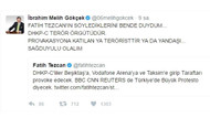 Fatih Tezcan'dan dev maç için Terör iddiası!