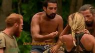 Survivor'da Sema ile Serhat arasında ipler kopuyor