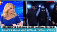 Müge Anlı'da canlı yayını polis bastı! Hemen gözaltına aldılar...