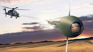 Milli İHA Bayraktar lazerle işaretledi, Milli helikopter ATAK, Milli füze CİRİT ile imha etti