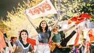 Saraydaki bakanlar kurulu toplantısında Erdoğan Yüzde 38'den 51'e çıkarmak zaferdir demiş