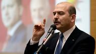 İçişleri Bakanı Soylu ateş püskürdü: Gazeteci kılıklı lağım faresi!
