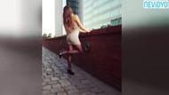 Herkesi kendine hayran bırakıyor: Ariadna Majewska