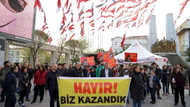İstanbul'da referandum protestoları durmuyor