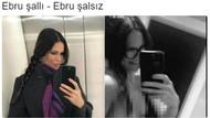 Sosyal medyada Ebru Şallı capsleri patladı!