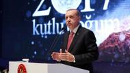 Cumhurbaşkanı Erdoğan: Zalimlere karşı sesimizi yükseltmeye devam edeceğiz