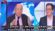 Fransız diplomattan Erdoğan'a tehdit